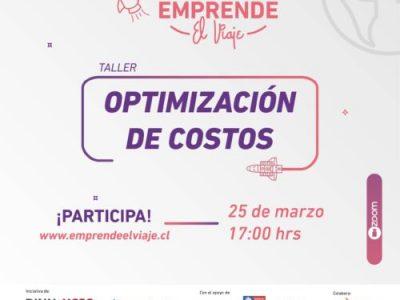 Taller 5: Optimización de Costos (E-4)