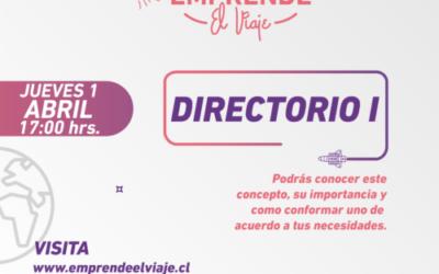Taller 3: Directorio I (E-4)