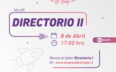 Taller 2: Directorio II (E-5)