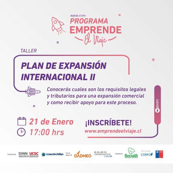 Expansión internacional II-09