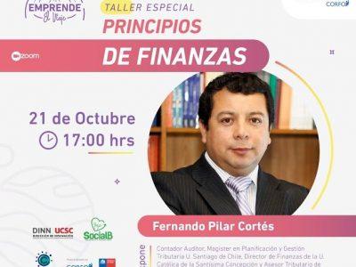 Taller 3: Principios de Finanzas (E-0)