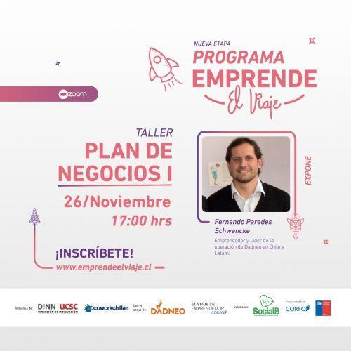 Plan de negocios 1