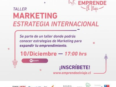 Marketing: Estrategia internacional