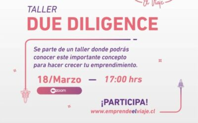 Taller 7: Due Dilligence (E-4)