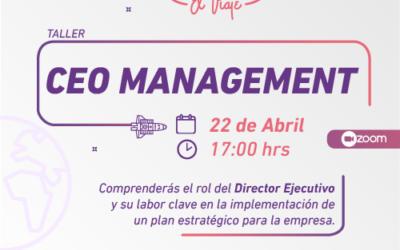 Taller 4: CEO Management (E-5)