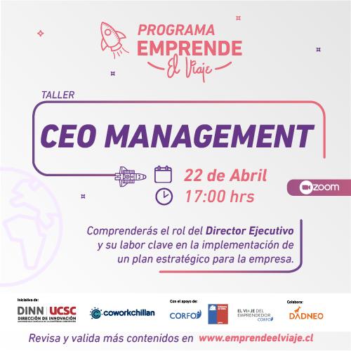 ceo management