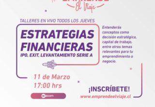 Estrategias financieras (IPO, Exit, Levantamiento serie A)