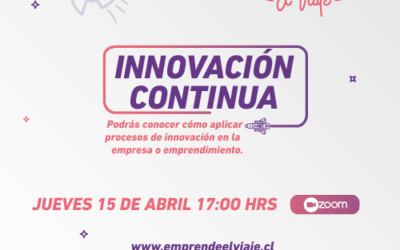 Taller 1: Innovación Continua (E-5)