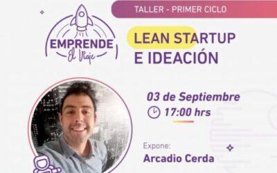 Taller 2: Ideación y Lean Start-Up (E-1)
