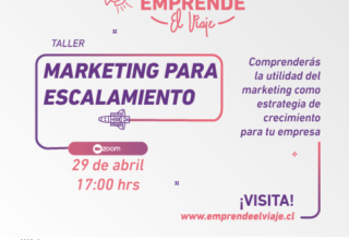 Marketing para escalamiento