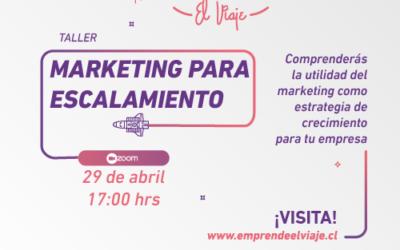 Taller 5: Marketing para Escalamiento (E-5)