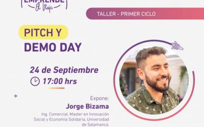 Taller 9: Pitch y Demo Day (E-1)