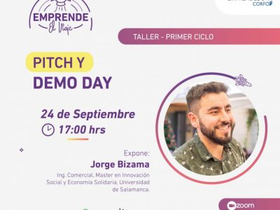 Pitch y Demo Day
