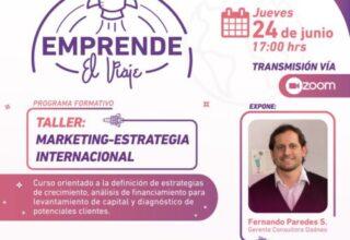 Taller: Marketing Estrategia Internacional (E-4)